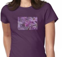 Dreamy Florals - JUSTART ©  Womens Fitted T-Shirt