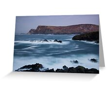 glen head Greeting Card