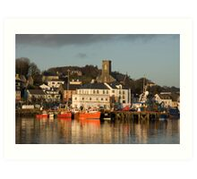 killybegs Art Print