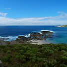 Lowlands Rockpools on a quiet day by BigAndRed