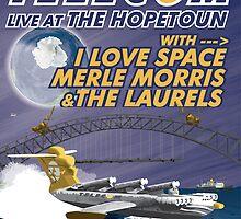 Telecom Modern Adventures EP Launch Sydney 2006 10 07 by telecom
