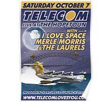 Telecom Modern Adventures EP Launch Sydney 2006 10 07 Poster