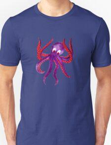 cute funny octopus T-Shirt