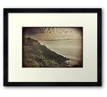 Becoming One Framed Print