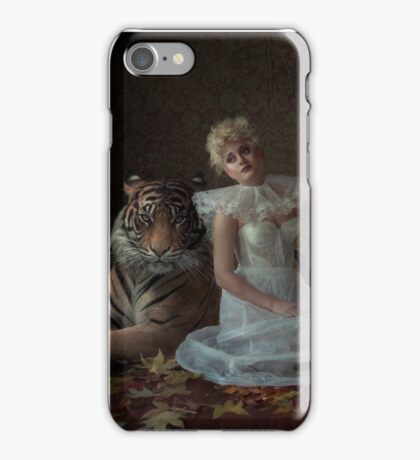 Nobody's Prey iPhone Case/Skin