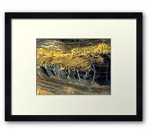 """Ghost Forest"" Framed Print"