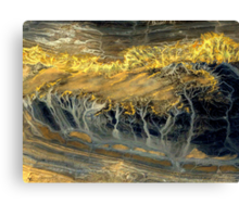 """""""Ghost Forest"""" Canvas Print"""