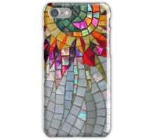 Star Flower,  photography of shiny mosaic - JUSTART © iPhone Case/Skin