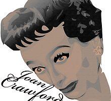 Joan Crawford by Chronos82