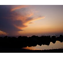 Ocean of Reflections Photographic Print