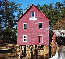 Starrs Mill  III by Mattie Bryant
