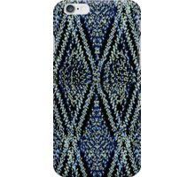 Argyle Knit iPhone Case/Skin