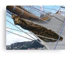 Libertad - Argentine Navy training ship (2) Canvas Print