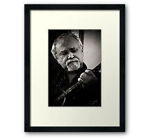 New Years Eve in style Framed Print
