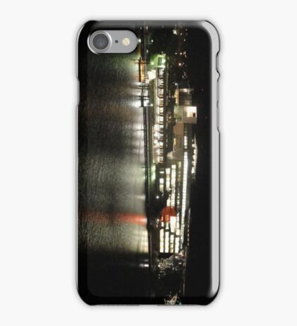 State Library of Queensland at night iPhone Case/Skin