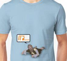 "Monty Python ""It's!"" Man Unisex T-Shirt"