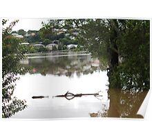 Reflective Flood Poster