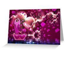 Hearts in Atlantis Greeting Card