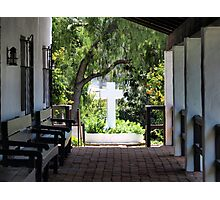 Mission to Christ Photographic Print