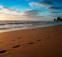 Golden Sands by Scott Lund