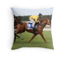 Hallowell Belle Throw Pillow