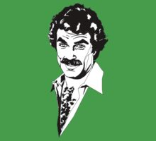 Magnum P.I. - Tom Selleck Kids Tee