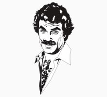 Magnum P.I. - Tom Selleck One Piece - Long Sleeve