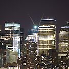 lower manhattan by Kevin Koepke