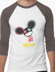 The Mouse is in da House V1 Men's Baseball ¾ T-Shirt