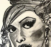 AMY WINEHOUSE by Artbykris