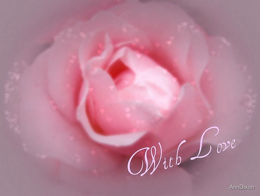 Pink Valentine !! by AnnDixon