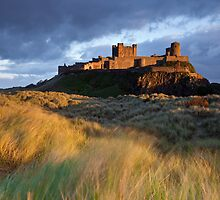 Bamburgh Castle by Doug Dawson