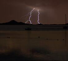 Los Alcazares, storm2 by Alfonso Fernandez