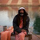 Chitrakot Sadhu by David Reid