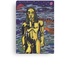 Kouros Rising Canvas Print