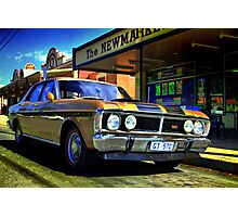 GT FALCON...351 Dream!!! Photographic Print