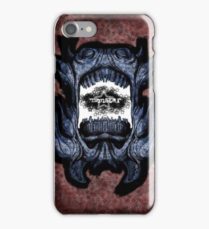 MonStar Spangled iPhone Case/Skin