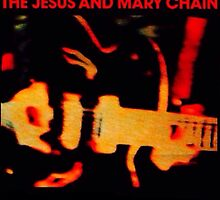 The Jesus And Mary Chain Darklands by jessieh29