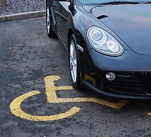 Blind Driver by Nik Watt