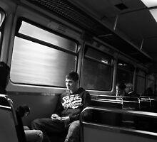 Train Journey by MrsCooper