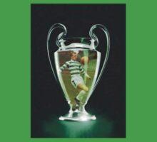 Celtic European cup winners.  One Piece - Short Sleeve