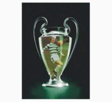 Celtic European cup winners.  One Piece - Short Sleeve