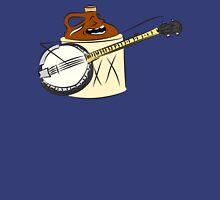 Moonshine playing a banjo Unisex T-Shirt