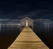 Crawley Boatshed by Robert Cass