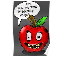 BAD Apple!! Poster
