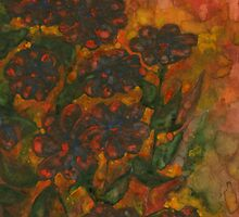 Flowers 11 by Wojtek Kowalski