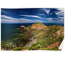 Cape Schanck - Victoria Australia Poster
