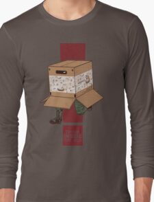 Think INSIDE the box. Long Sleeve T-Shirt