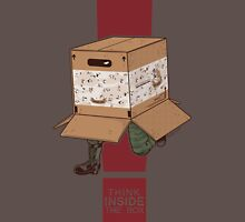 Think INSIDE the box. T-Shirt