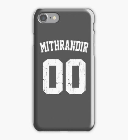 Team Mithrandir iPhone Case/Skin
